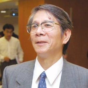 知名經濟學者、中研院院士麥朝成。圖:本報資料照片