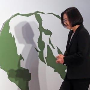 蔡英文總統在出訪南太平洋友邦時,宣稱「台灣是印太地區的台灣」,而針對印太多極化的這一大趨勢,台灣是否也應有自己的平衡戰略,以期在印太區域創造更大的發展空間和機遇?圖:本報資料照片