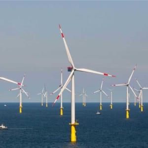 我國離岸風電政策能否讓台灣成為亞洲離岸風電的先驅?繫於二大因素,一是國產化的承諾,一是資金取得。圖/本報資料照片