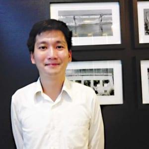 宏全莫三比克總經理吳建德。